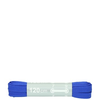 Colour laces bata, blue , 999-9266 - 13