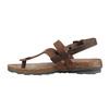 Ladies' leather sandals weinbrenner, brown , 566-4101 - 16
