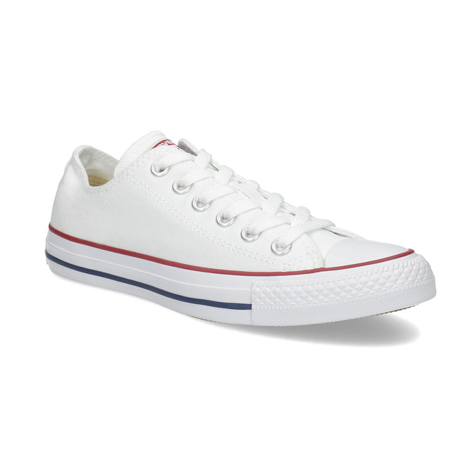 Ladies' tennis shoes converse, white , 589-1279 - 13