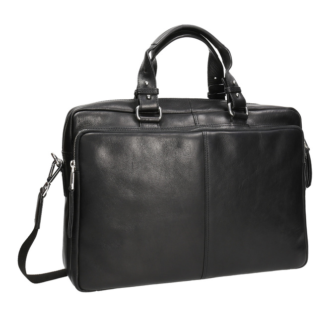 The Seymur Briefcase Bag bata, black , 964-6106 - 13