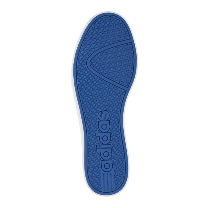 Men's white sneakers adidas, white , 801-1188 - 26