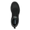 Men's sporty sneakers skechers, black , 809-6350 - 19
