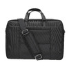 Black laptop bag roncato, black , 969-6640 - 19