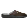 Men's slippers bata, brown , 879-4600 - 19