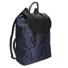 Stylish urban backpack royal-republiq, violet , 969-9003 - 13