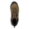 Men's leather outdoor shoes weinbrenner, brown , 846-4601 - 19