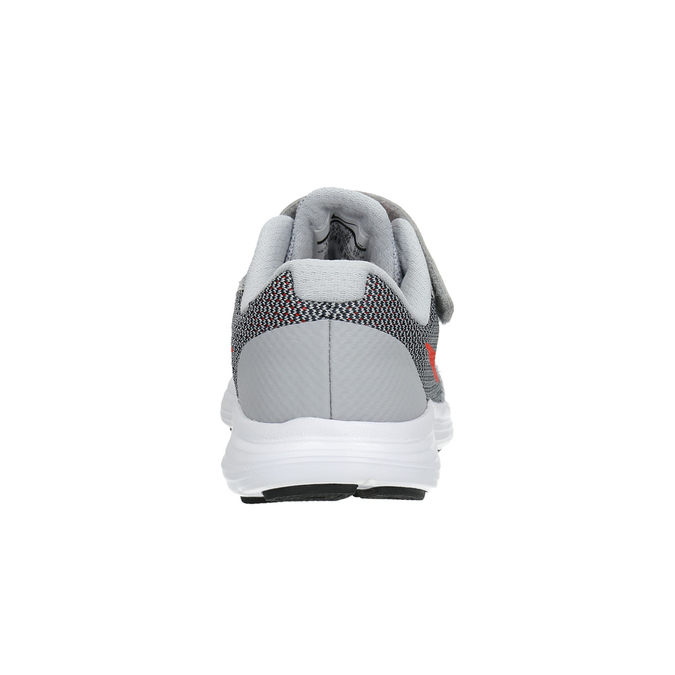 Children's sporty sneakers nike, gray , 309-2149 - 17