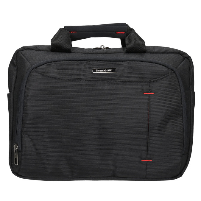 Professional laptop bag, black , 969-2378 - 19