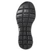 Sneakers with memory foam skechers, black , 509-6963 - 26
