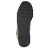 Men's leather sneakers new-balance, khaki, 803-7107 - 26