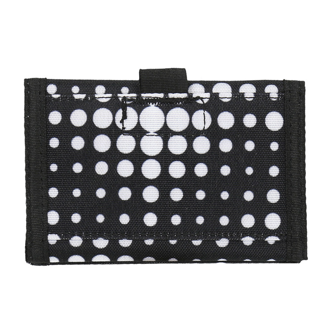 Textile purse with polka dots roxy, 969-0056 - 26