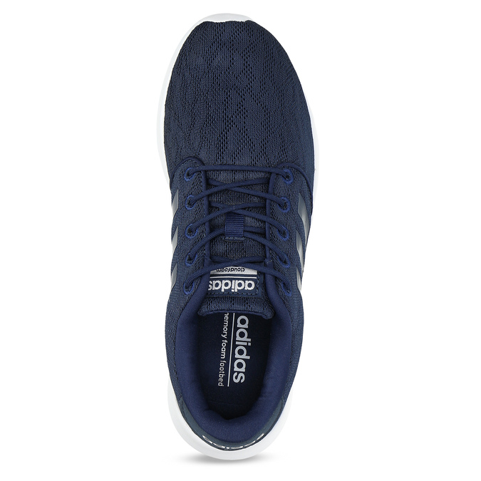 Ladies' blue sneakers adidas, blue , 509-9112 - 17