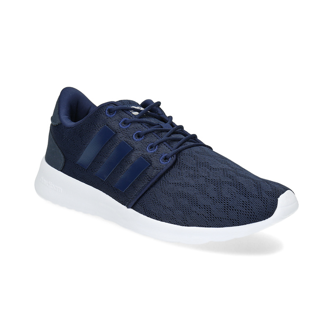 Ladies' blue sneakers adidas, blue , 509-9112 - 13