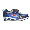 Boys' sneakers with print mini-b, blue , 211-9183 - 15