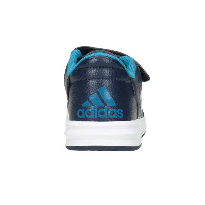 Children's Blue Sneakers adidas, blue , 301-9197 - 16