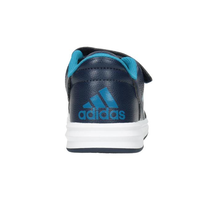 Children's Blue Sneakers adidas, blue , 301-9197 - 16