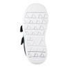 Children's Hook-and-Loop Sneakers adidas, blue , 101-9161 - 17
