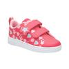 Girls' Sneakers with Printed Motif adidas, pink , 101-5533 - 13