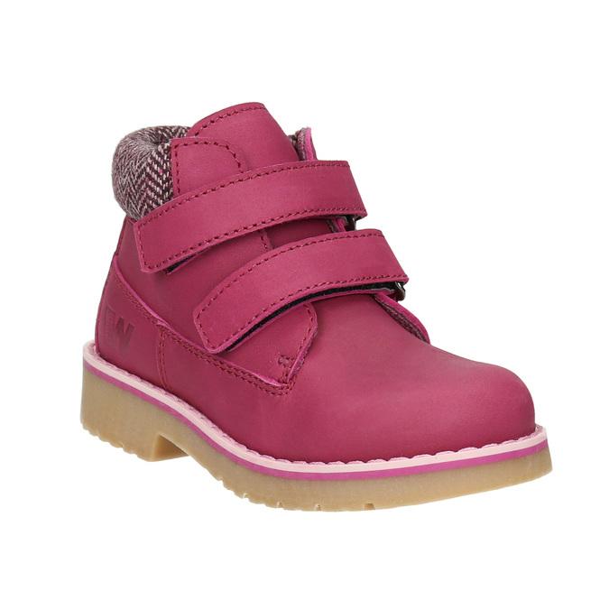 Children's pink winter boots weinbrenner-junior, pink , 226-5200 - 13