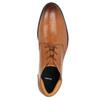 Men's leather Ombré boots bata, brown , 826-3913 - 26