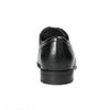 Black leather shoes bata, black , 824-6600 - 17