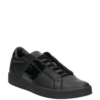 Ladies' Black Sneakers atletico, black , 501-6171 - 13