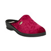 Ladies' Slippers bata, red , 579-5620 - 13