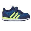 Children's Hook-and-Loop Sneakers adidas, blue , 109-9157 - 15