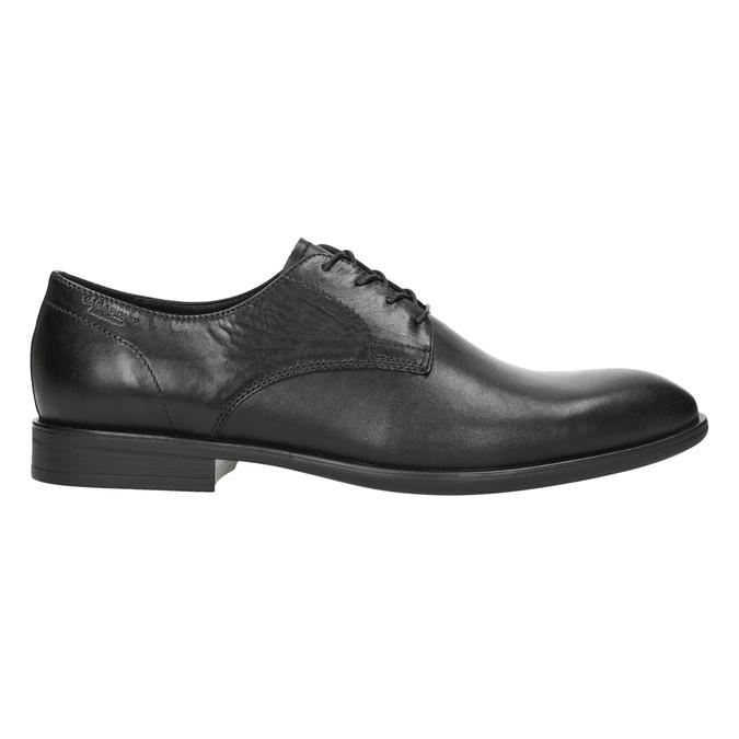 Men's Leather Lace-Ups vagabond, black , 824-6026 - 26