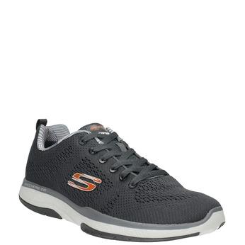 Grey Athletic Sneakers skechers, gray , 809-2330 - 13