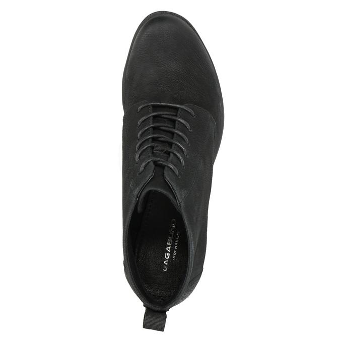 Ladies' High-Heeled Ankle Boots vagabond, black , 726-6016 - 15