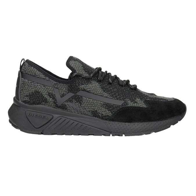 Men's Sneakers diesel, black , 809-6602 - 26