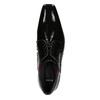Men's patent leather shoes bata, black , 821-6601 - 15