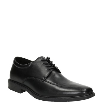 Men's Leather Shoes climatec, black , 824-6986 - 13