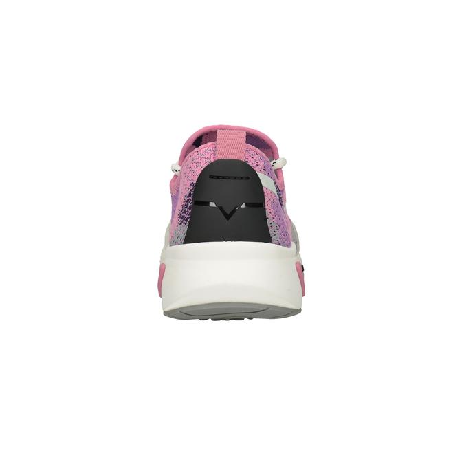 Pink sporty sneakers diesel, pink , 509-5760 - 15