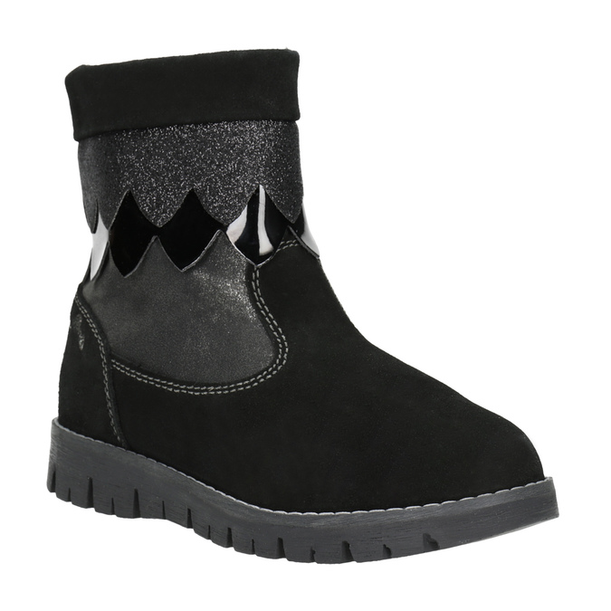 Children's winter boots primigi, black , 423-6005 - 13