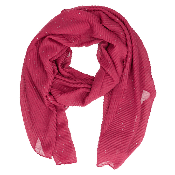 Scarf with Glitter bata, multicolor, 909-0631 - 26