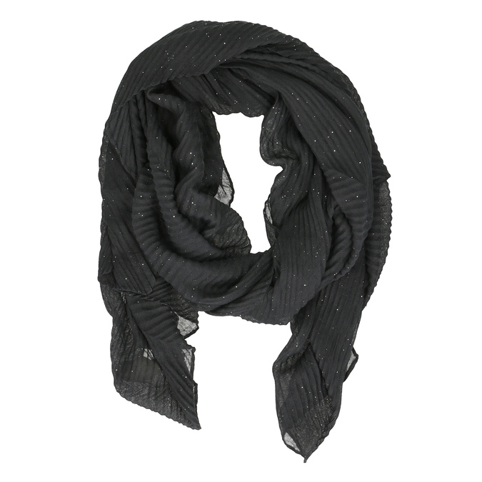 Scarf with Glitter bata, multicolor, 909-0631 - 15