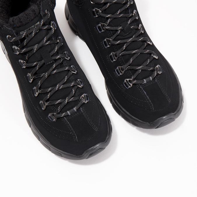 Ladies' ankle boots skechers, black , 501-6314 - 18