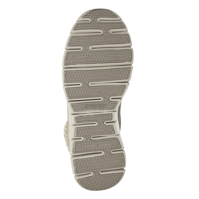 Ladies' ankle boots skechers, gray , 501-2314 - 19