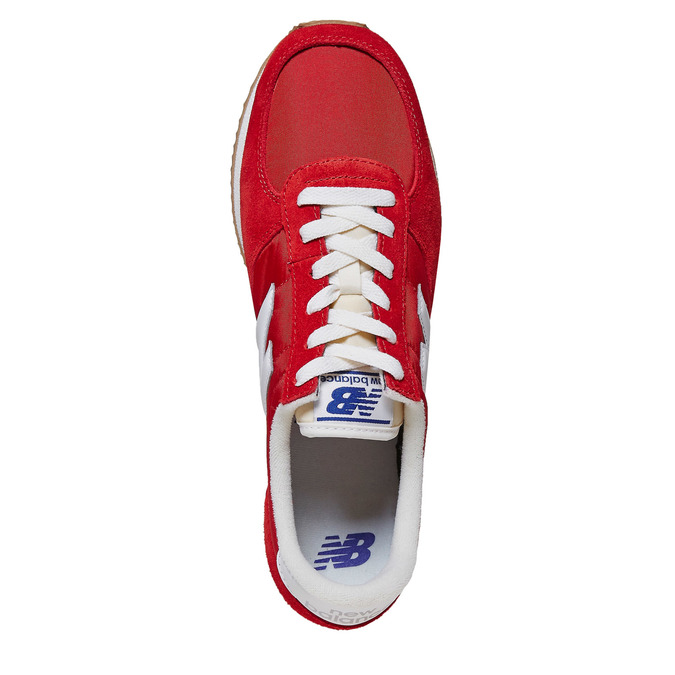 Childrens shoes new-balance, red , 809-5320 - 19