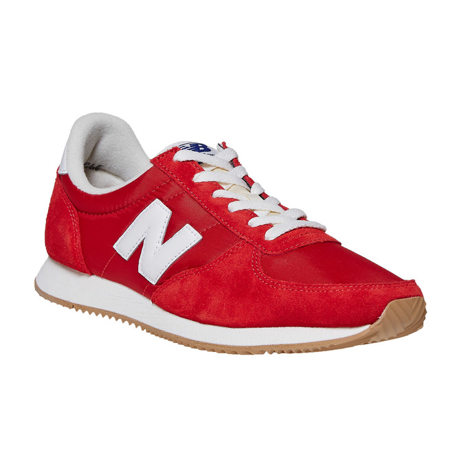 Childrens shoes new-balance, red , 809-5320 - 13
