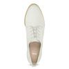 Ladies' casual shoes bata, gray , 529-1636 - 17
