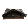 Men's Leather Bag bata, brown , 964-4234 - 15